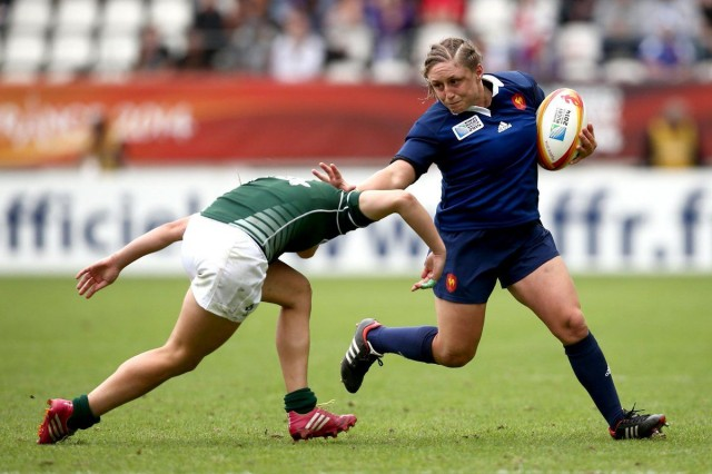 French Captain set to join Richmond Women
