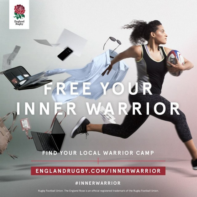 INNER WARRIOR CAMPS STARTING THIS WEEK