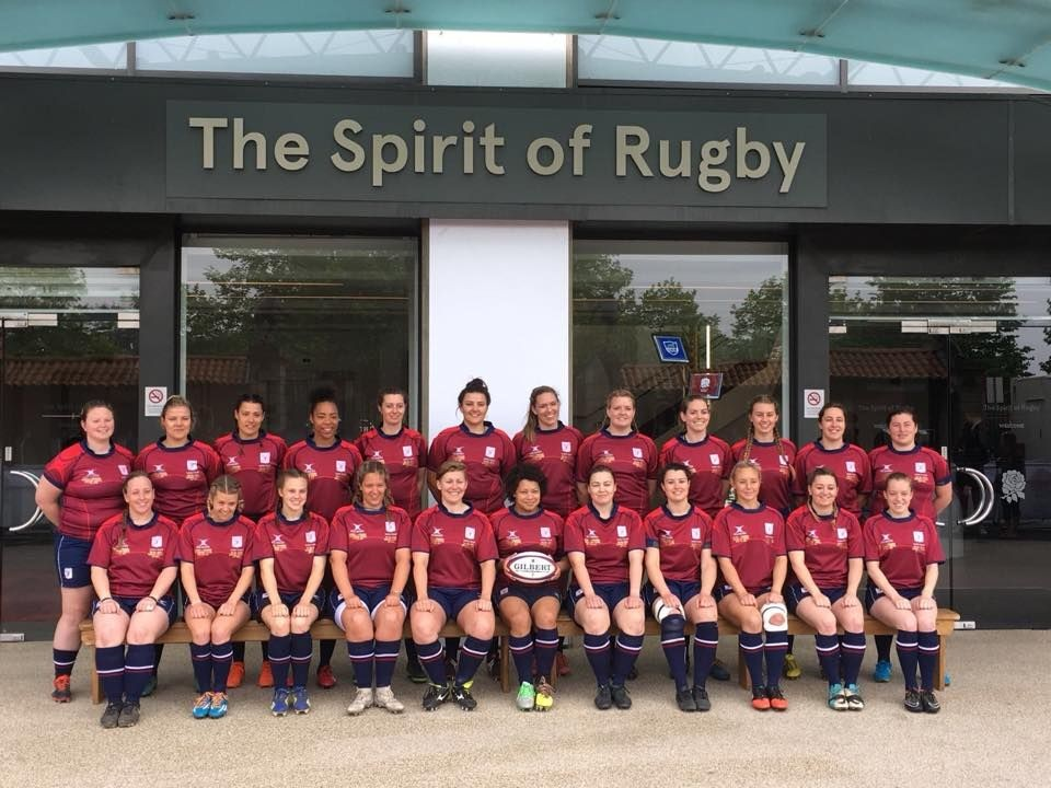 Ladies Defeated but Determined after Twickenham Final