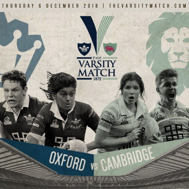 2-for-1 ticket offer to see The Varsity Match at Twickenham