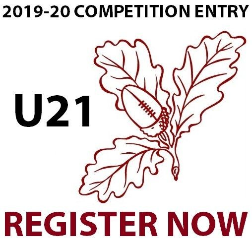 ENTER NOW: 2019-20 UNDER 21 John Douglas Competition