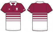 Surrey Rugby Polo by Gilbert